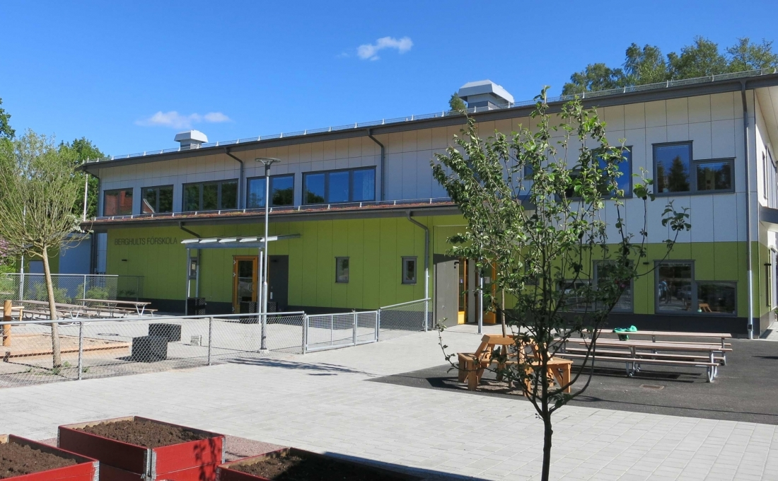 Berghult Förskola