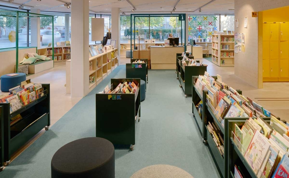 Alingsås bibliotek och kulturhus