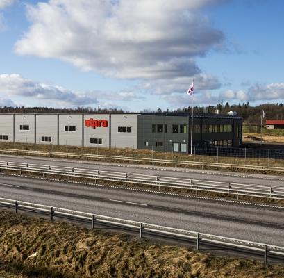 Elpro, Alingsås