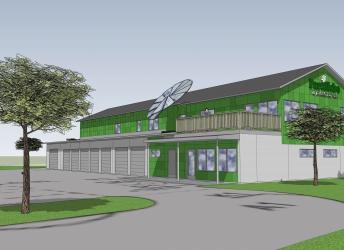 Nytt områdeskontor för Partillebo i Öjersjö