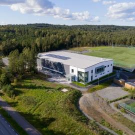 Pinntorpshallen, Landvetter
