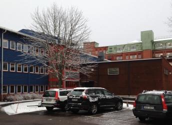 Volvo Lundby byggnad VLU, Göteborg