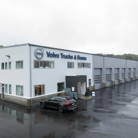 Volvo Truck Center, Mölndal